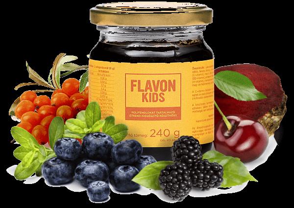 Flavon kids